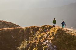 Wanderung auf die 7 Summits