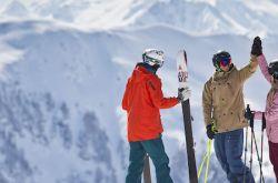 Skifahren in Saalbach Hinterglemm